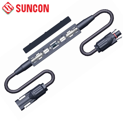 Solar Junction Box -JB1