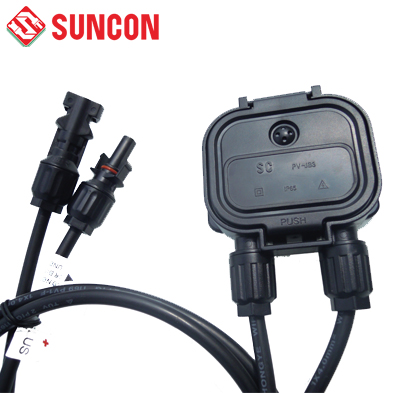 Solar Junction Box -JB3