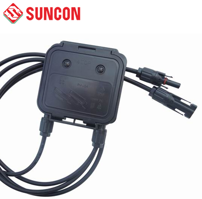 Solar Junction Box -JB4