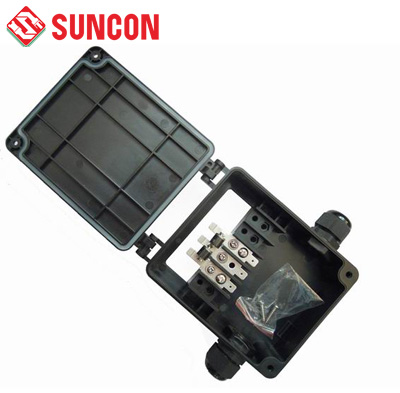 Solar Junction Box -JBX